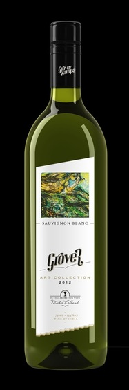 Grover Zampa Art Collection Sauvignon Blanc
