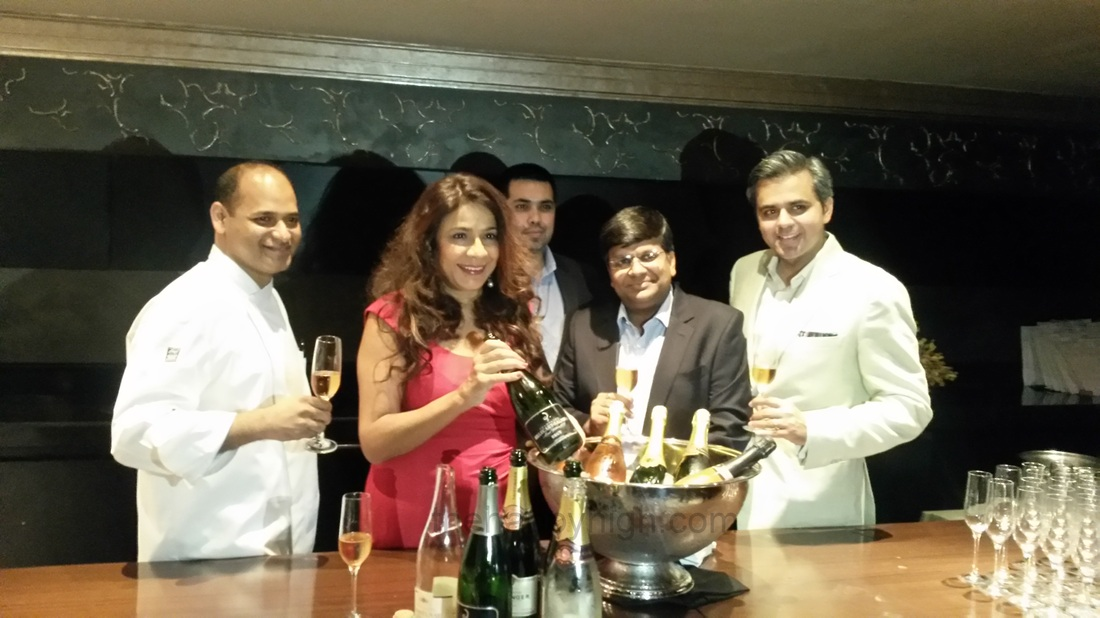 Champagne Day 2014 in India