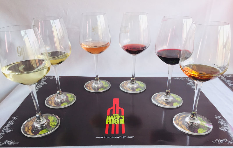 WINE 101 wine course for beginners in Mumbai