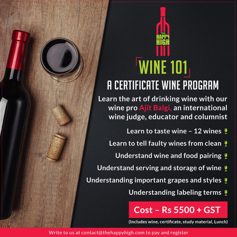 wine certificate course